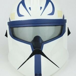 Star Wars Clone Troopers Captain Rex Mask Adult